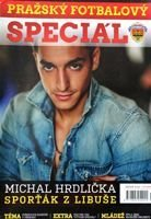 """Prague Football Special"" monthly magazine (August 2014)"
