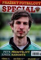 """Prague Football Special"" monthly magazine (June-July 2013)"