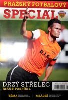 """Prague Football Special"" monthly magazine (June-July 2014)"