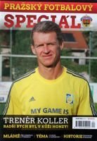 """Prague Football Special"" monthly magazine (May 2014)"