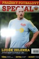 """Prague Football Special"" monthly magazine (May 2015)"