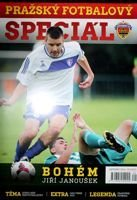 """Prague Football Special"" monthly magazine (November 2014)"