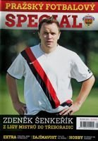 """Prague Football Special"" monthly magazine (October 2014) + Prażska Teplarenska league Autumn 2014 Fan's Guide"