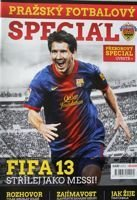 """Prague Football Special"" monthly magazine (September 2012) + Fans Guide"