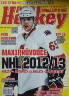 """Pro Hockey"" magazine (Czech Republic) NHL 2012/2013 Fan's Guide"