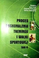 Process of improvement sports training and fight. Volume IV