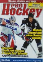 Program NHL in Prague (New York Rangers - Tampa Bay Lightning) 4-5.10.2008