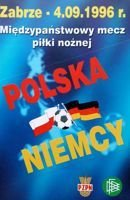 Program Poland - Germany (04.09.1996)
