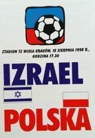 Program Poland - Israel  (18.06.1998)