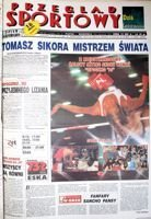 Przeglad Sportowy journal - Annual 1995 volume I (January-March)