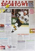 Przeglad Sportowy journal - Annual 1995 volume IV (October-December)
