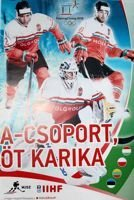 PyeongChang Winter Olympic Games ice hockey qualyfing tournament (Budapest 2016)