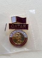 Qatar Association of Athletics Federation badge