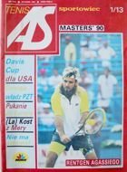 Quarterly Magazine AS Tenis nr 1 (January 1991)