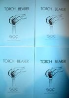 Quarterly Torch Bearer. Society of Olympic Collectors. Annual 1986 (complete)