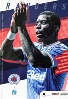 Rangers FC - Olympique de Marseille friendly match official programme (14.07.2019)