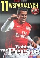 Robin van Persie (The 11 Magnificents - Przeglad Sportowy collection, nr 5)