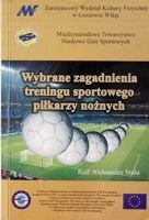 Selections issues of football players sport training