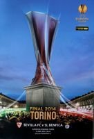 Sevilla FC - SL Benfica UEFA Europa League Final official programme (14.05.2014)