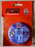 Shakhtar Donetsk - UEFA Champions League group A season 2015/2016 badge