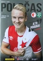 Slavia Prague - 1.FK Pribram Fortuna League (07.10.2018) official programme
