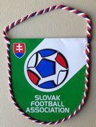 Slovak Football Association pennant