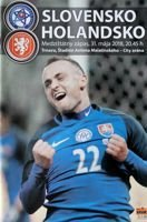 Slovakia - Netherlands friendly match (31.05.2018) official programme