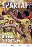 Sparta Prague - PEC Zwolle UEFA Europa League (28.08.2014) official programme
