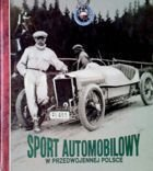 Sport cars races in Poland before 1939 year