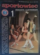 Sportowiec Illustrated Magaizne - Annual 1989