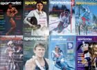 Sportowiec Illustrated Magazine 1991-1994 (8 items)