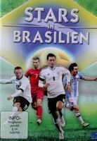 Stars in Brazil DVD film