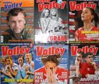 Super Volley monthly magazine 2006-2008 (set of 6 items)