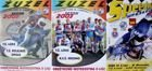 TZ Lodz 2003-2004 speedway matches programmes (three)
