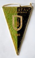 The 30th Anniversary ZKS Stal Stalowa Wola penant (1968)