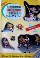 The Austria Supermini Ice Hockey Final 1994