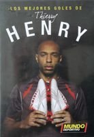 The Best Goals of Thierry Henry DVD film