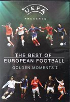The Best of European Football. Golden Moments I DVD film