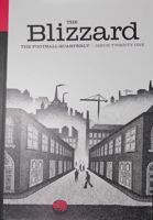 The Blizzard. The Football Quarterly (Issue Twenty One)