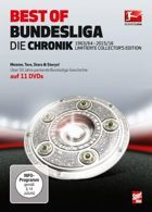 The Chronik of Bundesliga history DVD film (11 DVD) - limited edition