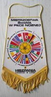 The FIFA World Cup Spain 1982 pennant