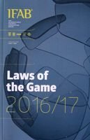 The International Football Association Board (IFAB). Laws of the Game 2016/17