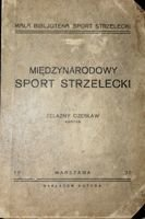 The International Shooting Sport (1930)