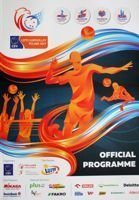 The Lotto Eurovolley Poland 2017 official programme