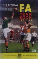 The Official Football Association Yearbook 1951-1952
