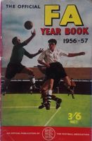 The Official Football Association Yearbook 1956-1957