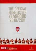 The Official Membership Yearbook Arsenal FC 2010/2011