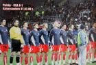 The Poland national football team before friendly match vs USA (Kaiserslautern, 01.03.2006) photo