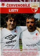 The Red-Whites Pages - SK Slavia Prague official magazine nr 1/2013