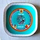 The Souvenir Plate of 1970 Speedway World Championship Final in Wroclaw (original product)